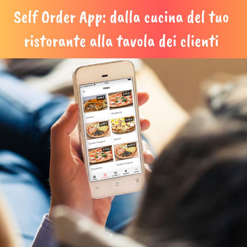 Self Order App